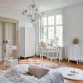Baroque White Bedroom Furniture