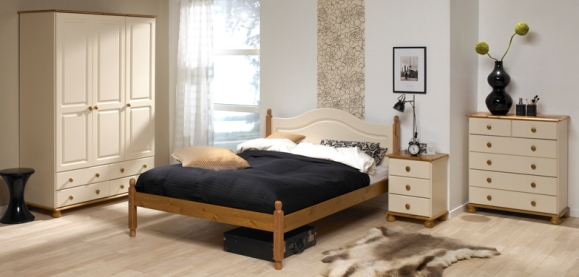 Richmond Cream Bedroom Furniture