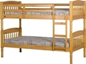 Pine bunk bed (Albany)