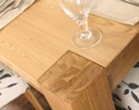 Aston Oak 1.2 Metre Dining Table (4 Seater)