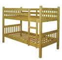 Pine bunk bed (Quitman)