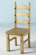 Corona dining chair (Pack of two)