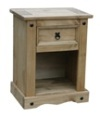 Corona open bedside chest