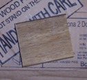 Original Corona Wood Sample