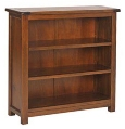 Lincoln low bookcase