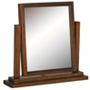 Lincoln single dressing table mirror