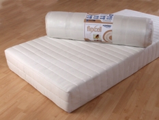 Double size flexcell 1000 Visco Memory foam Mattress