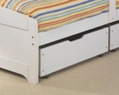 Childrens Rainbow Bed 2 x Underbed Drawers (1 Pack)