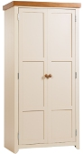 Jamestown 2 Door Wardrobe