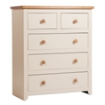 Jamestown 3+2 Drawer Chest