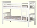 White bunk bed (Neptune)