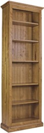 New Wolsingham W26 x H78 Bookcase