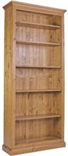 New Wolsingham W36 x H78 Bookcase