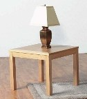 Oakridge lamp table