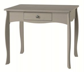 Provence Grey Washed Console Dressing Table