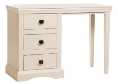Quebec Single Pedestal Dressing Table
