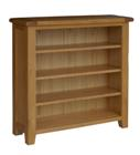 Rustic Oak 4 shelf bookcase