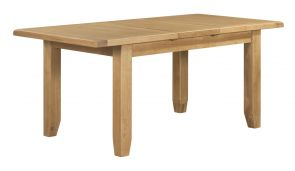 Toronto Oak Medium Extending Dining Table