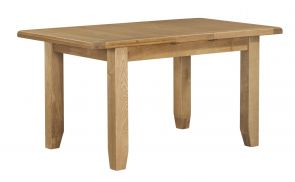 Toronto Oak Small Extending Dining Table